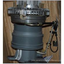 горячая продажа 612600100185 Электромагнитная вентилятора двигатель weichai сцепления для грузовиков/детали двигателя грузовика