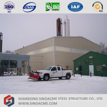 Multi-Story Metal Structure Industrial Building