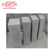 AAC cellular lightweight concrete blocks plant / aac brick machine plant factory /steam-cured aac block production line