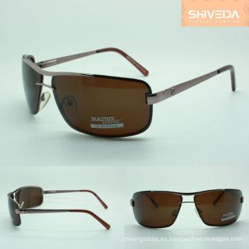 gafas de sol con gafas de sol polarizadas tarjetas de prueba (08044 C8-90)