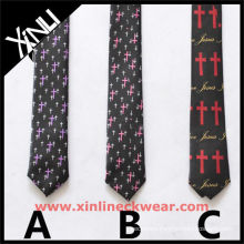 Different Designs Christian Neckties
