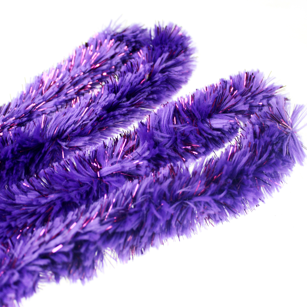 Tinsel Super Fluffy Chenille łodygi