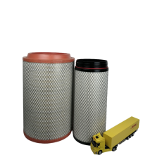 Peças sobressalentes HOWO K2841 Elemento de filtro de ar WG9725190102