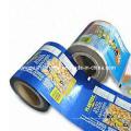 O filme de empacotamento Flm da pipoca plástica / empacotamento do arroz soprado / soprou o filme do empacotamento de alimento