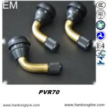 Válvula de neumático para motocicleta PVR70