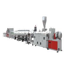 Tuyau de PVC d'extrudeuse de tuyau de PVC faisant la machine