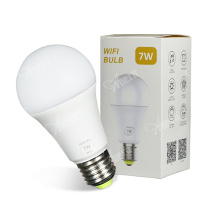 Factory best selling products smart wifi led bulb light rgbw
