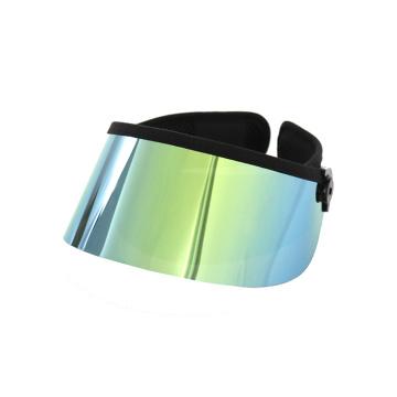 Visière personnalisée unisexe pare-soleil de protection UV