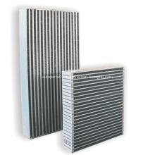 High Quality Aluminum Plate&Bar Cooler Cores
