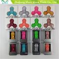 Venta al por mayor Sillicone Fidget Hand Spinner Adhd EDC Focus Ansiedad Toy