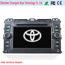 In Auto DVD GPS Multimedia für Toyota Prado