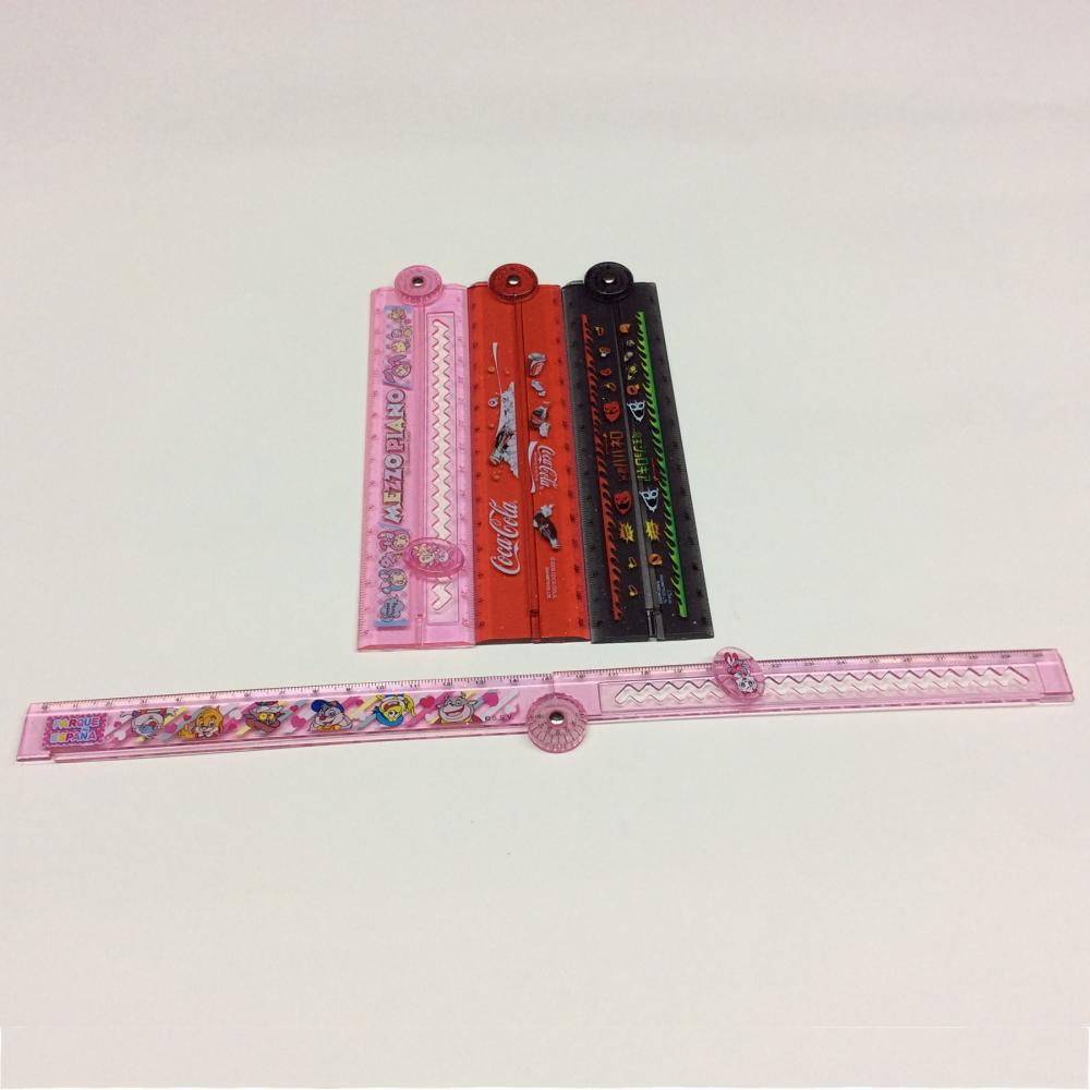plastic cartoon ruler