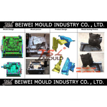 Auto Splash Guard Plastic Injection Mould