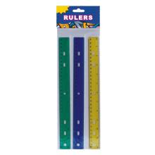 30cm Plastic Straight Ruler