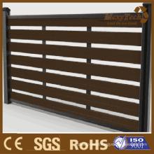Aluminium Wood Fence Panel, Foshan New Fence Promotion