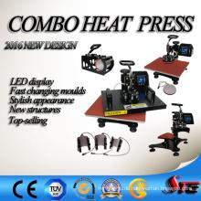 Heißer Verkauf Multifunktions Wärmeübertragung Maschine