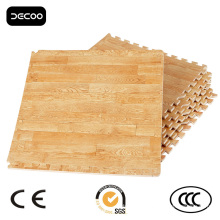 1mX1M Wood Pattern Floor Mats