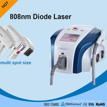 Depilación médica certificada del pelo del laser de la máquina 810nm del laser del diodo del diodo