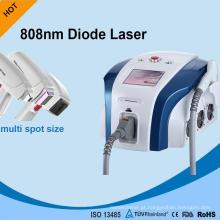 Remoção certificada do cabelo do laser do diodo da máquina 810nm do laser do diodo do diodo médico