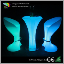 LED Glowing Bar Chair