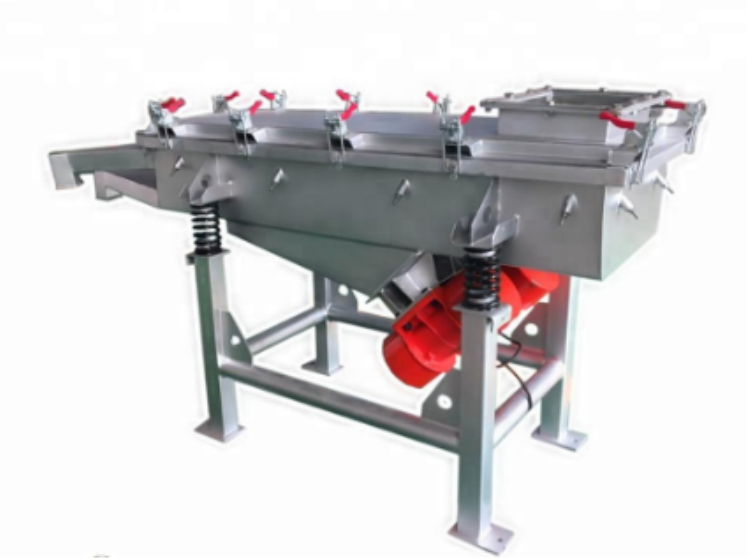 linear vibrating machinery
