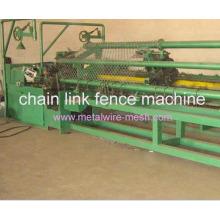Machine de clôture de maillon de chaîne pour tisser la clôture de maillon de chaîne