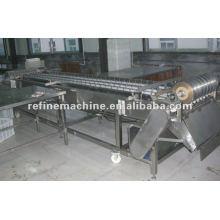 stainless steel ribbonfish cutting machine