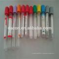 Геля активатора сгустка вакуумные трубки для сбора крови