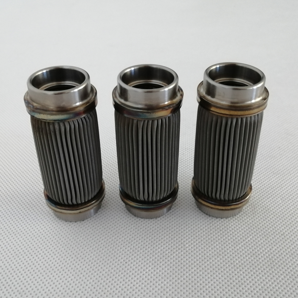 stainless steel oil filter YL7A-100