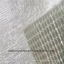Biaxial No Crimp 0/90 Tela de fibra de vidrio para la colocación de la mano