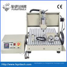 Металлорежущий мини-фрезерный станок с ЧПУ для металлообработки