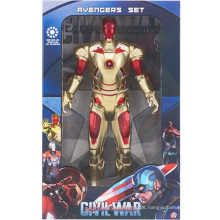A Guerra Civil Local Tyrants Gold Iron Man Toy