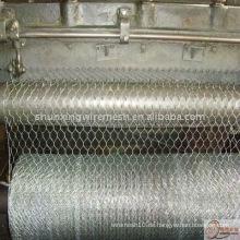 PVC-beschichtetes Sechskant-Maschendraht (Fabrik)