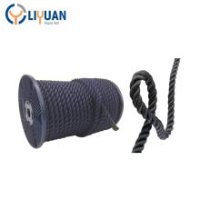 Factory Price High Quality Polyester 3-Strand Rope Leash