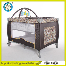 Gold supplier china foldable square baby playpen