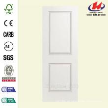 28 pulg. X 80 pulg. Solidoor Liso de 2 paneles sólidos, con revestimiento compuesto, placa de puerta interior compuesta