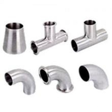 Raccord sanitaire de tuyau d'acier inoxydable (coulée de cire perdue)