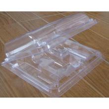 Pack en plastique à clapet