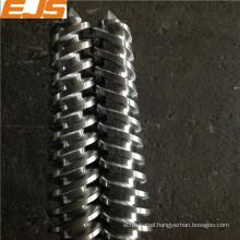 38crmoala screw barrel for plastic processing machine