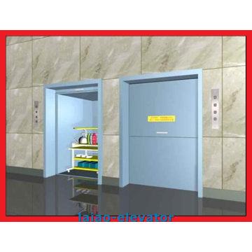 100kg-500kg Elevador de ascensor de alimentos de acero inoxidable elevador para la venta