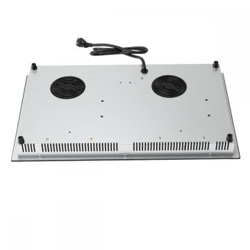 European Style Selbsthilfe Clean Glass Cooktop Herd