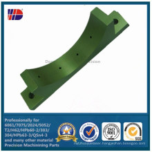 OEM Color Anodized 6103 CNC Machining Technology