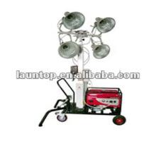 Elektrischer Lichtturm / Beleuchtung Turm / Generator Licht Turm