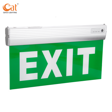 Top Battery Powered Emergency Exit Lights