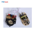 ultrasonic humidifier pcb and assembly for air cooler humidifier