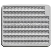ПЭТ Белый лоток для электронных инструментов (только HL-030)
