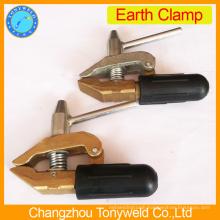 England stype 600A brass ground clamp