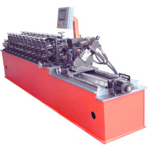 High Speed Automatic C U Shape Metal Cable Tray Forming Machine