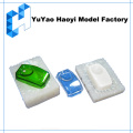 Vacuum Casting Process Silicone Mold Service