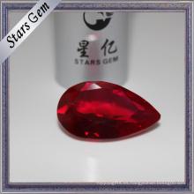 Hermoso Glamour y Luminous # 8 Dark Red Corundum Ruby